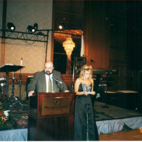 14th Annual Gala Celebration - 10.31.99