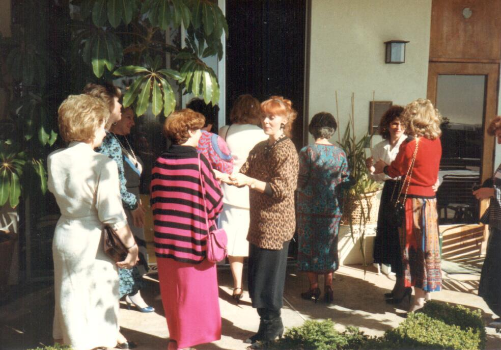 Minister of Health Visiting LA AAMSC 1990 Pic 9