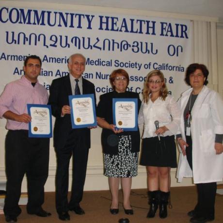 2005 Health Fair - 10.22.05