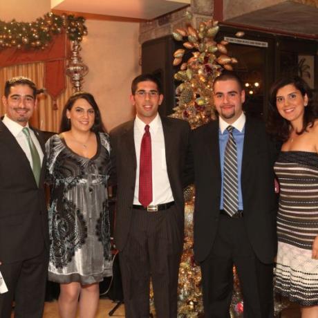 2011 Christmas Scholarship Awards Night - 12.2.11