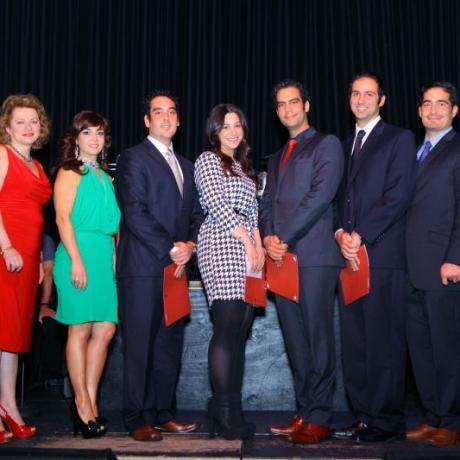 2012 Scholarship Awards & Christmas Celebration- 12.06.12