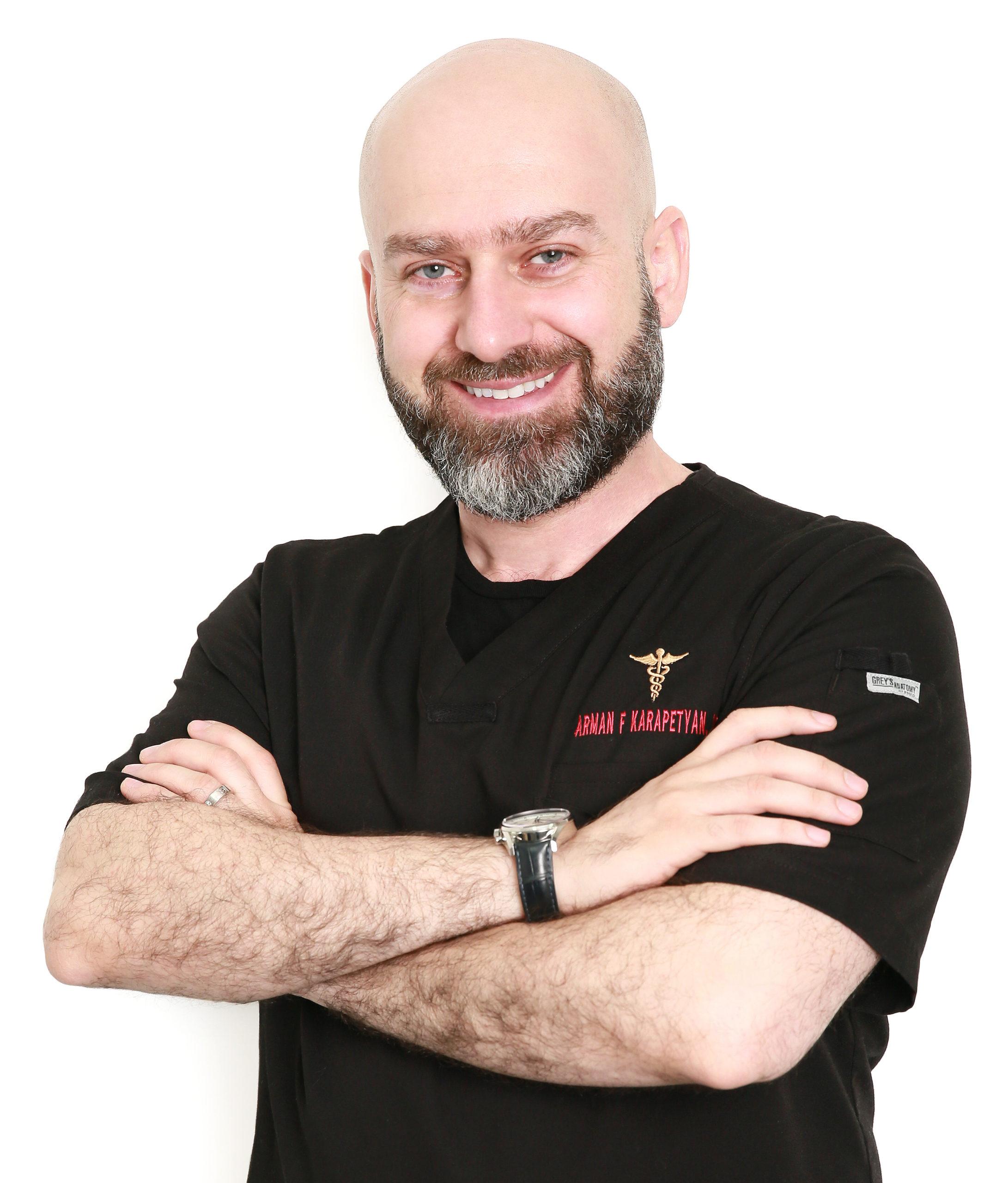 Arman F. Karapetyan